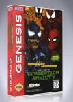 Sega Genesis - Spider-Man Venom: Separation Anxiety