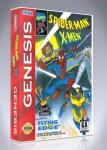 Sega Genesis - Spider-Man X-Men Arcade's Revenge
