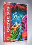 Sega Genesis - Splatterhouse 2