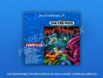 Sega Genesis - Splatterhouse 2 Label