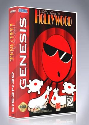 Sega Genesis - Spot Goes To Hollywood