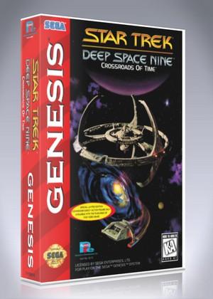 Sega Genesis - Star Trek: Deep Space Nine