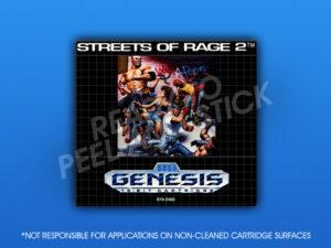 Genesis - Streets of Rage 2