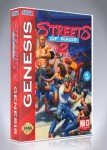 Sega Genesis - Streets of Rage 2
