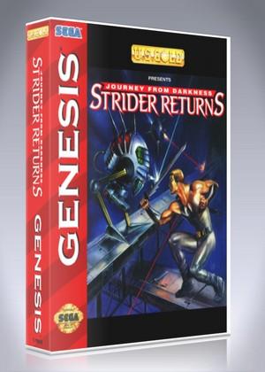 Genesis - Strider Returns: Journey from Darkness