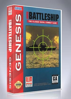 Sega Genesis - Super Battleship