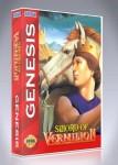 Sega Genesis - Sword of Vermilion