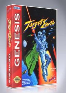 Sega Genesis - Target Earth