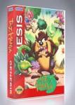 Sega Genesis - Taz-Mania
