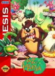Sega Genesis - Taz-Mania (front)