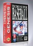 Sega Genesis - Tecmo Super Baseball