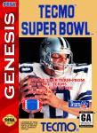 Genesis - Tecmo Super Bowl (front)