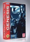 Sega Genesis - T2 Terminator 2: Judgment Day