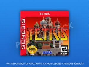 Sega Genesis - Tetris