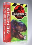 Sega Genesis - The Lost World: Jurassic Park