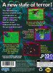 Sega Genesis - The Lost World: Jurassic Park (back)