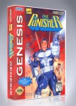 Sega Genesis - Punisher, The