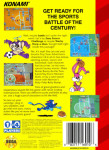 Sega Genesis - Tiny Toon Adventures ACME All-Stars (back)