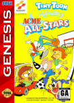 Sega Genesis - Tiny Toon Adventures ACME All-Stars (front)