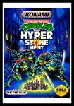 Genesis - TMNT: The Hyperstone Heist Poster