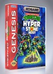 Sega Genesis - TMNT: The Hyperstone Heist