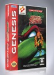Sega Genesis - TMNT Tournament Fighters