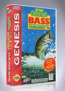 Sega Genesis - TNN Outdoors Bass Tournament '96