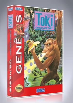 Genesis - Toki Going Ape Spit