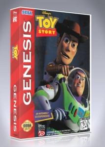 Sega Genesis - Toy Story