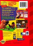 Sega Genesis - Toy Story (back)