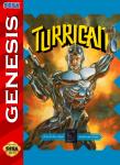 Sega Genesis - Turrican (front)