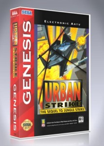 Genesis - Urban Strike: The Sequel to Jungle Strike