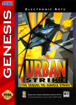 Genesis - Urban Strike: The Sequel to Jungle Strike (front)