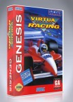 Sega Genesis - Virtua Racing