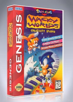 Genesis - Wacky Worlds Creativity Studio