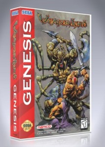 Sega Genesis - WeaponLord