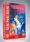 Sega Genesis - Wonder Boy in Monster World