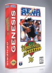 Sega Genesis - World Series Baseball '96