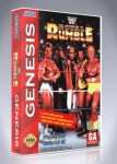 Sega Genesis - WWF Royal Rumble