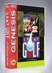 Sega Genesis - Zany Golf