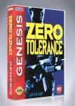 Sega Genesis - Zero Tolerance