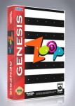 Sega Genesis - Zoop