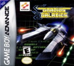 GBA - Gradius Galaxies (front)