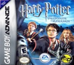 GBA - Harry Potter and the Prisoner of Azkaban (front)