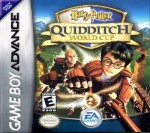 GBA - Harry Potter Quidditch Worldcup (front)