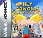GBA - Hey Arnold! The Movie (front)