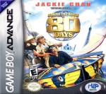 GBA - Jackie Chan Around the World in 80 Days (front)