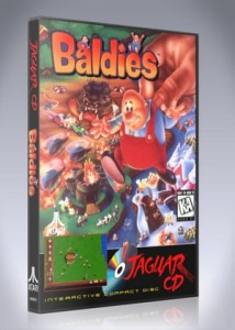 Atari Jaguar CD - Baldies
