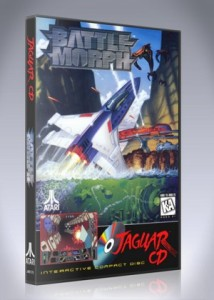 Atari Jaguar CD - Battle Morph