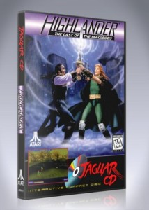 Atari Jaguar CD - Highlander: The Last of the Macleods